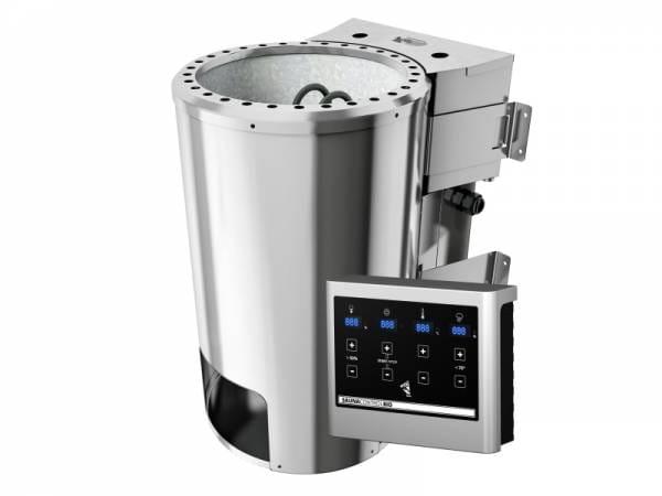 Karibu Bio-Saunaofen Plug & Play 3,6 kW externe Steuerung steckerfertig