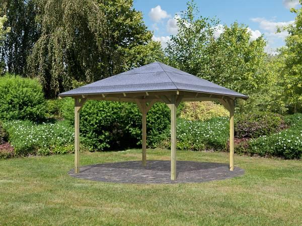 Karibu 4-Eck Pavillon Eco Granada