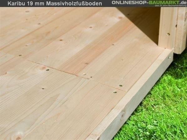 Fußboden Sockelmaß 310 x 310 cm