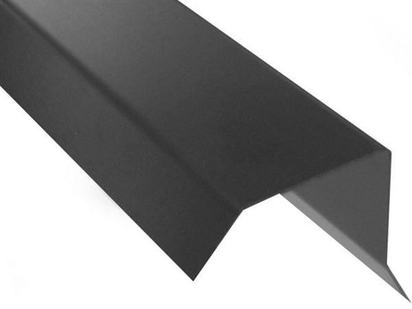 Blendenabdeckung Flachdach Typ 1b - bis 30 mm Blendendicke - 1 Stück