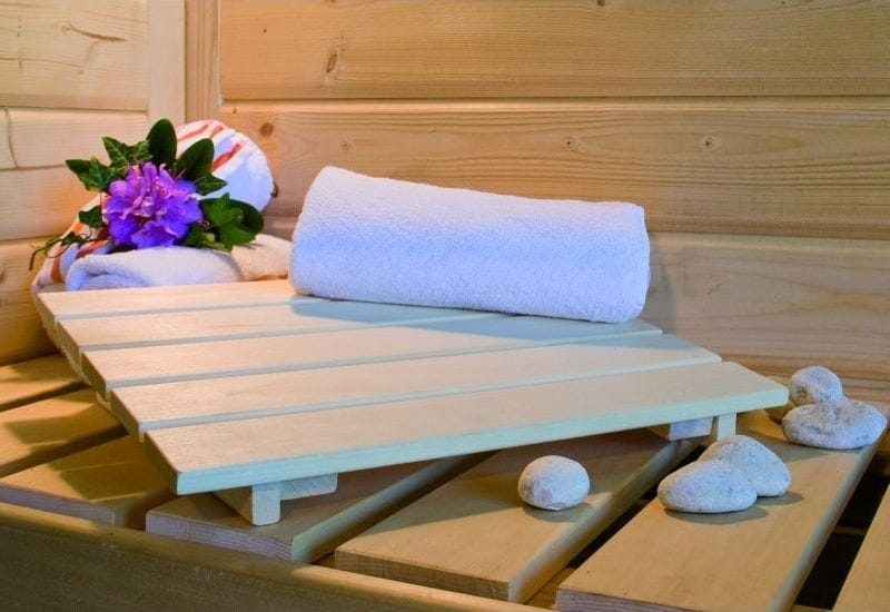 karibu sauna kopfst tze classic. Black Bedroom Furniture Sets. Home Design Ideas