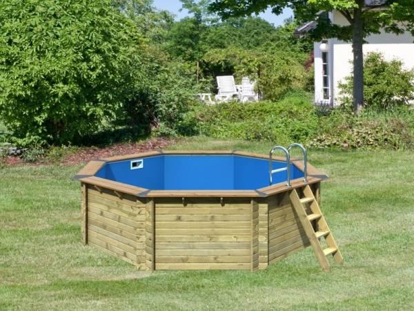 Karibu Premium Pool Modell 2 im Sparset Superior