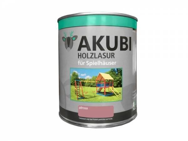 Akubi Farbe Altrosa 750 ml