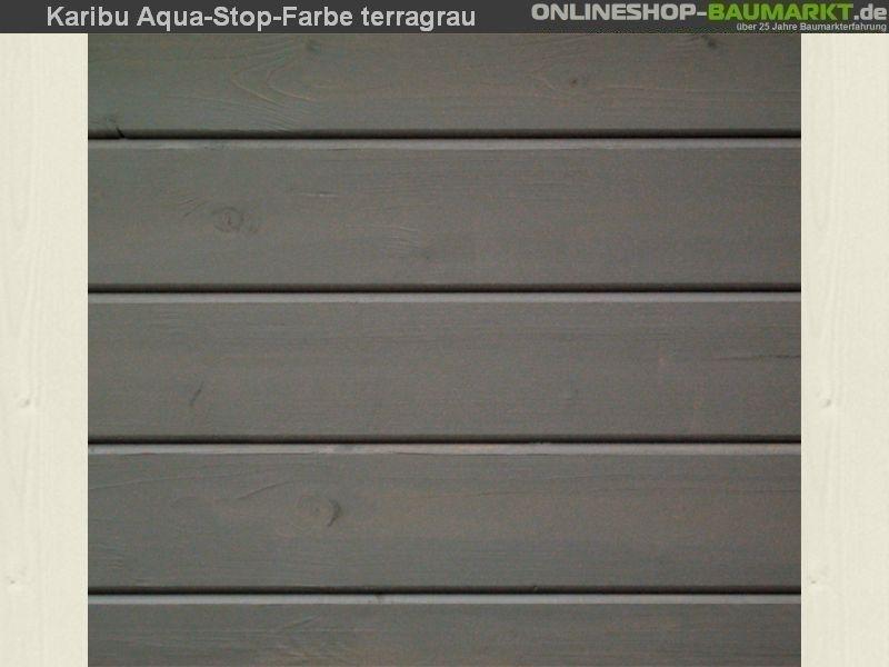Karibu Hochbeet 2 Terragrau Grau 64571