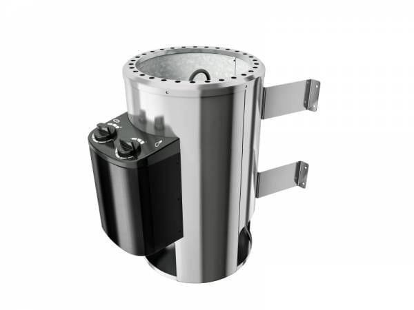 Karibu Saunaofen Plug & Play 3,6 kW integrierte Steuerung steckerfertig