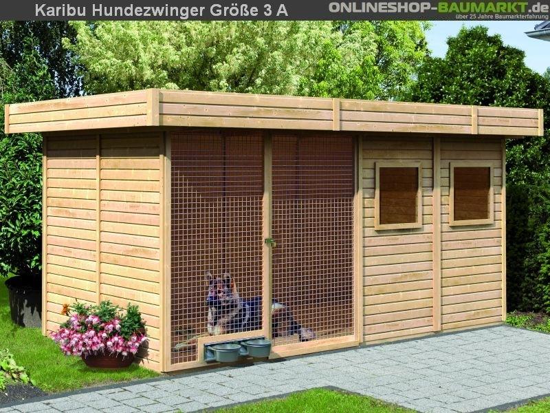 karibu gartenhaus hundeh tte gr e 3 in 19 mm hundeh tte. Black Bedroom Furniture Sets. Home Design Ideas