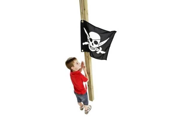 Akubi Fahne Pirat