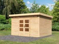 Karibu Woodfeeling Gartenhaus Kandern 9
