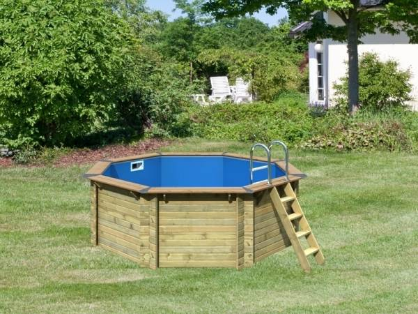 Karibu Premium Pool Modell 1 im Sparset Superior