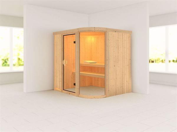 Parima 2 - Karibu Sauna ohne Ofen