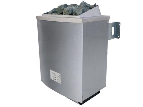 Karibu Saunaofen 9,0 kW Grundkörper mit Steinen